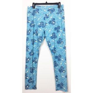 4/$25 Lularoe Disney Mickey tall & curvy leggings
